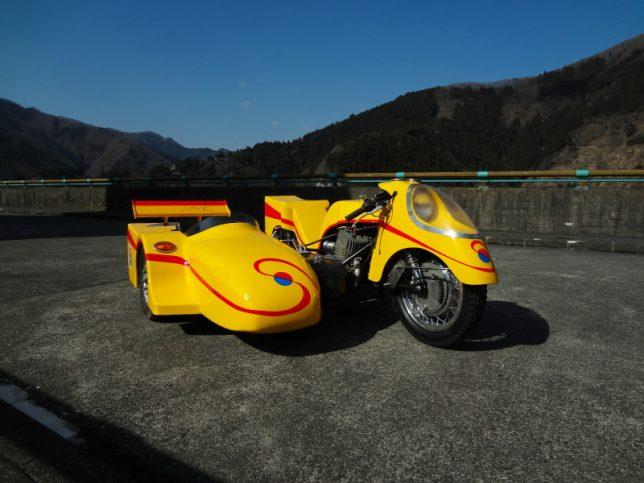 カワサキ・500SSマッハⅢ