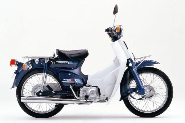 ホンダ・スーパーカブ90