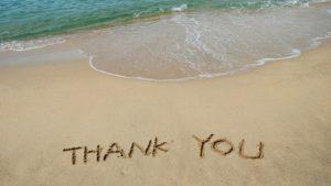 ◆人事異動◆お世話になった人達に【感謝の気持ち】を伝えたい!!