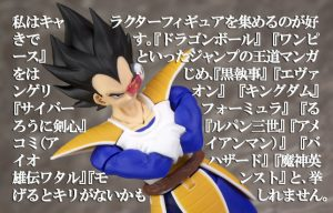 【私の収集癖☆】知れば知るほどハマるキャラクターフィギュアの世界