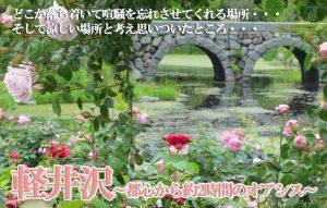 【軽井沢に行こう】都会の灼熱地獄からの脱出!!~たまには避暑地へ~