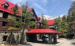 初夏の旅・山岳リゾート『上高地』へ