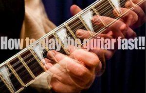 【エレキギターの速弾き奏法】最近ハマってる奏法も楽譜付きで解説♪