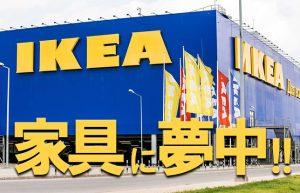 人一倍物欲旺盛な家具好きの私が絶対欲しい【IKEAのおすすめ商品】